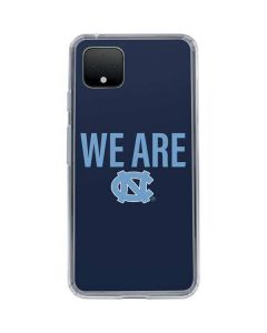 We Are North Carolina Google Pixel 4 Clear Case
