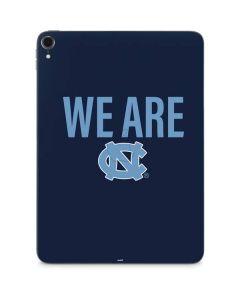We Are North Carolina Apple iPad Pro Skin