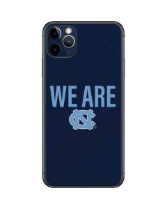 We Are North Carolina iPhone 11 Pro Max Skin
