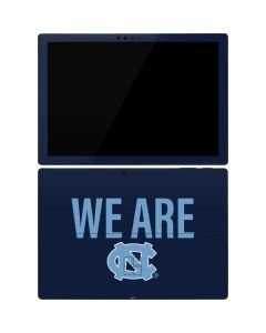 We Are North Carolina Surface Pro 7 Skin