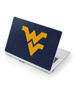 West Virginia Basketball Acer Chromebook Skin