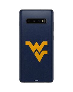 West Virginia Basketball Galaxy S10 Plus Skin