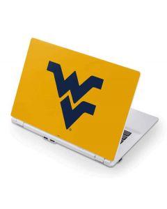 West Virginia Yellow Background Acer Chromebook Skin