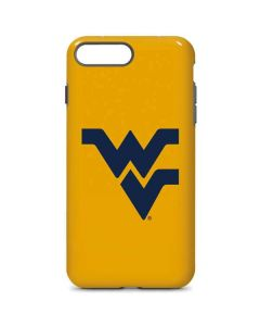 West Virginia Yellow Background iPhone 8 Plus Pro Case