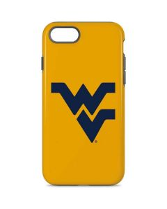 West Virginia Yellow Background iPhone 8 Pro Case