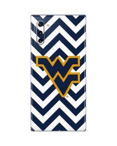 West Virginia Chevron Galaxy Note 10 Skin