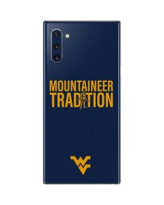 West Virginia Climb Higher Galaxy Note 10 Skin