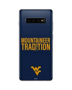 West Virginia Climb Higher Galaxy S10 Plus Skin