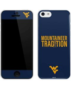 West Virginia Climb Higher iPhone 5c Skin