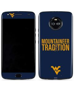 West Virginia Climb Higher Moto X4 Skin
