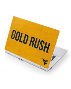 West Virginia Mountaineers Acer Chromebook Skin