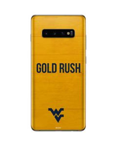 West Virginia Mountaineers Galaxy S10 Plus Skin