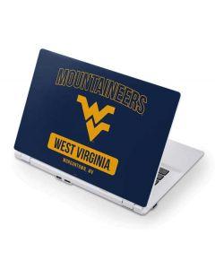 West Virginia Mountaineers Logo Acer Chromebook Skin