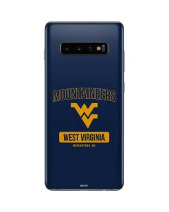 West Virginia Mountaineers Logo Galaxy S10 Plus Skin