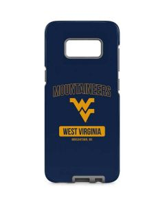 West Virginia Mountaineers Logo Galaxy S8 Pro Case