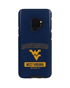 West Virginia Mountaineers Logo Galaxy S9 Pro Case