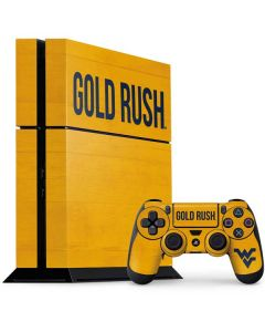West Virginia Mountaineers PS4 Console and Controller Bundle Skin