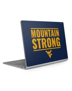 West Virginia University Yellow Surface Book 2 13.5in Skin