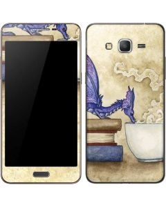 Whats in Here Coffee Dragon Galaxy Grand Prime Skin