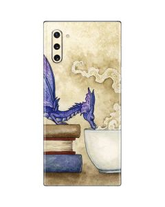 Whats in Here Coffee Dragon Galaxy Note 10 Skin