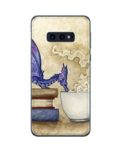 Whats in Here Coffee Dragon Galaxy S10e Skin
