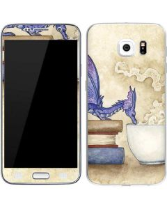 Whats in Here Coffee Dragon Galaxy S6 Skin