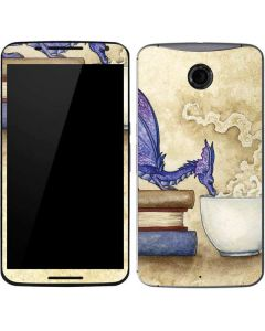 Whats in Here Coffee Dragon Google Nexus 6 Skin