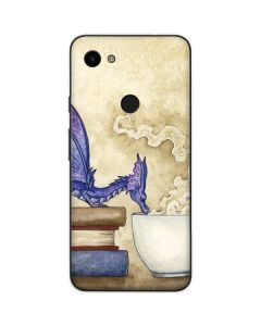 Whats in Here Coffee Dragon Google Pixel 3a Skin