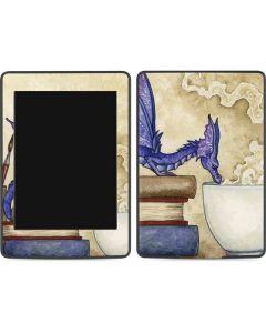 Whats in Here Coffee Dragon Amazon Kindle Skin