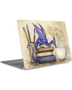 Whats in Here Coffee Dragon Apple MacBook Air Skin