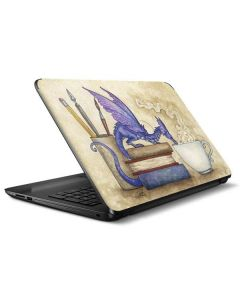 Whats in Here Coffee Dragon HP Notebook Skin