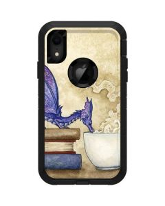 Whats in Here Coffee Dragon Otterbox Defender iPhone Skin