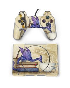 Whats in Here Coffee Dragon PlayStation Classic Bundle Skin