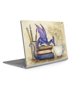 Whats in Here Coffee Dragon Surface Book 2 13.5in Skin