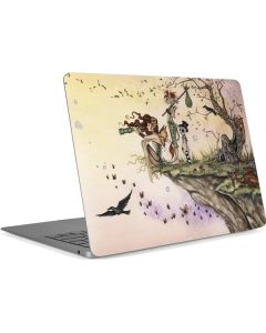 Where The Wind Takes You Apple MacBook Air Skin