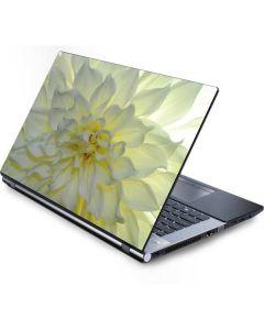 White Dahlia Generic Laptop Skin