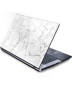White Marble Generic Laptop Skin