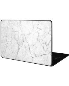 White Marble Google Pixelbook Go Skin