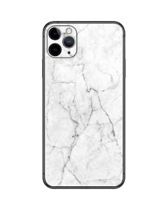White Marble iPhone 11 Pro Max Skin