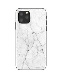 White Marble iPhone 11 Pro Skin