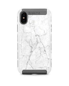 White Marble iPhone X/XS Cargo Case