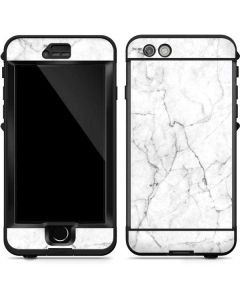 White Marble LifeProof Nuud iPhone Skin