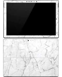 White Marble Surface Pro (2017) Skin