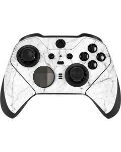 White Marble Xbox Elite Wireless Controller Series 2 Skin