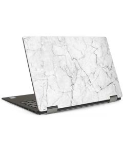 White Marble Dell XPS Skin