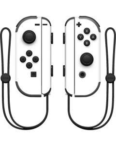 White Nintendo Joy-Con (L/R) Controller Skin