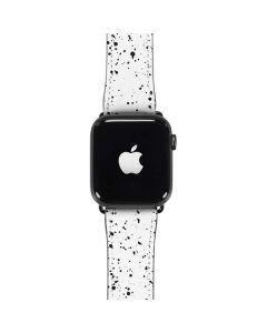 White Speckle Apple Watch Case