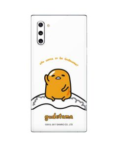 Who Wants To Be Gudetama Galaxy Note 10 Skin
