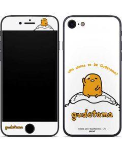 Who Wants To Be Gudetama iPhone SE Skin