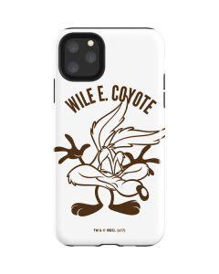 Wile E Coyote Big Head iPhone 11 Pro Max Impact Case
